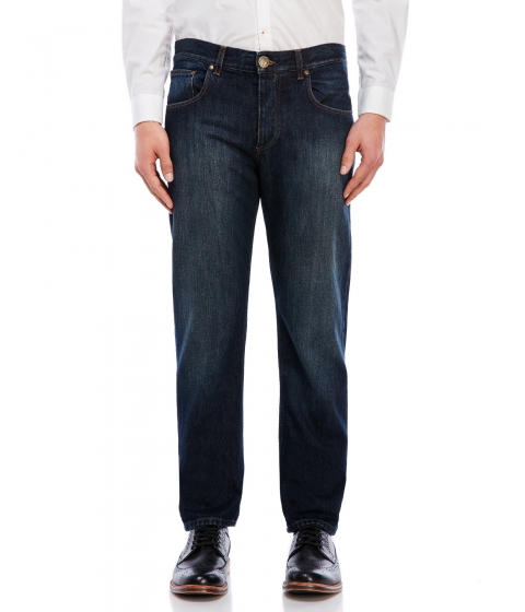Imbracaminte Barbati Moods of Norway Ola R Flo Jeans Mid Blue