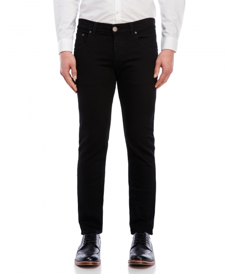 Imbracaminte Barbati Moods of Norway Ola S Flo Jeans Black