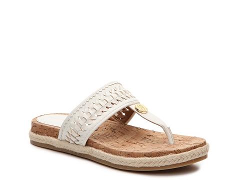 Incaltaminte Femei Tommy Hilfiger Taura Flat Sandal White