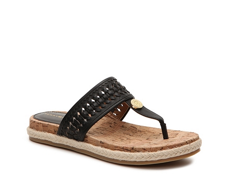 Incaltaminte Femei Tommy Hilfiger Taura Flat Sandal Black