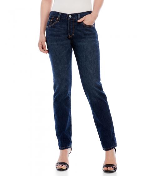 Imbracaminte Femei Levi's Indigo Trail 501 CT Jeans Indigo Trail