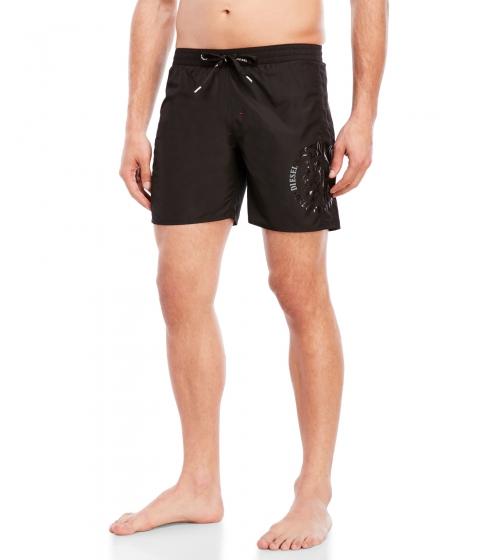 Imbracaminte Barbati Diesel Logo Swim Shorts Black