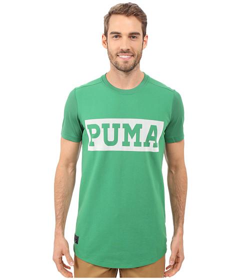 Imbracaminte Barbati PUMA Ringer Crew T-Shirt AmazonWhite