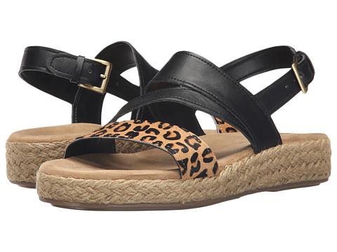 Incaltaminte Femei Aerosoles Globetrotter Leopard Tan