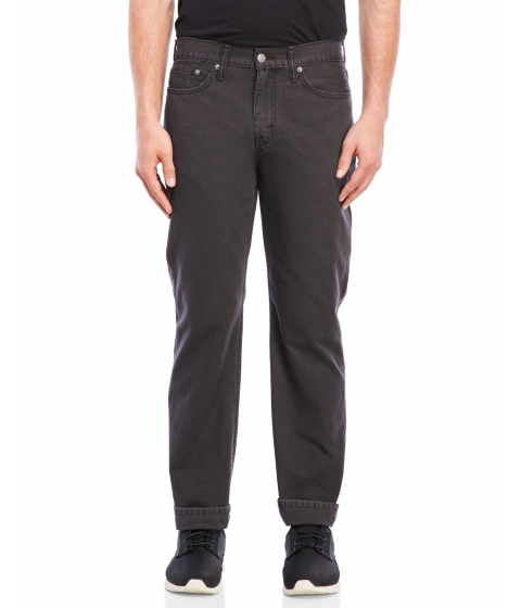 Imbracaminte Barbati Levi's Black Padox 514 Straight Leg Jeans Black Padox