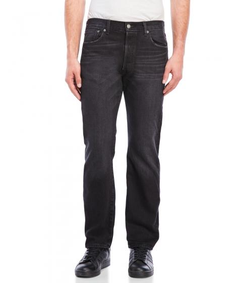 Imbracaminte Barbati Levi's Black 501 Original Button Fly Jeans Black