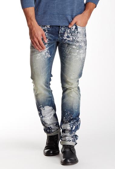 Imbracaminte Barbati Prps Wax Wing Metallic Jean INDIGO