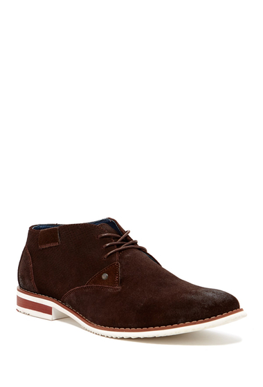 Incaltaminte Barbati Joe's Jeans Twigs Chukka BROWN