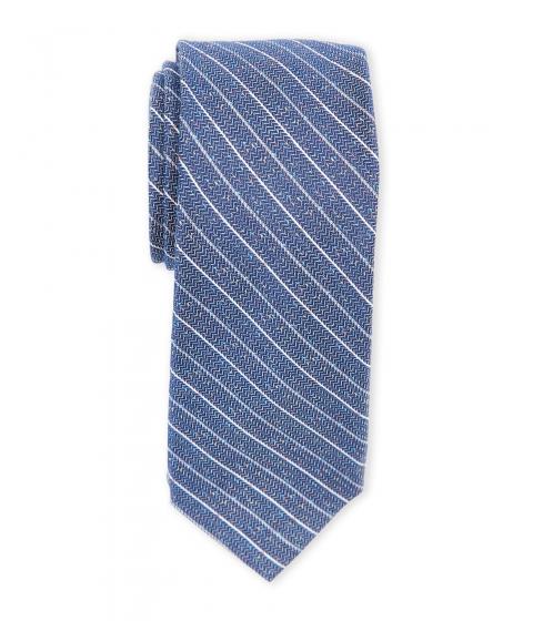 Accesorii Barbati Ben Sherman Donegal Stripe Tie Navy