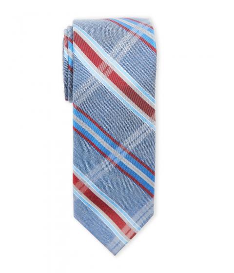 Accesorii Barbati Ben Sherman Multicolored Plaid Tie Red