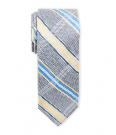 Accesorii Barbati Ben Sherman Multicolored Plaid Tie Yellow