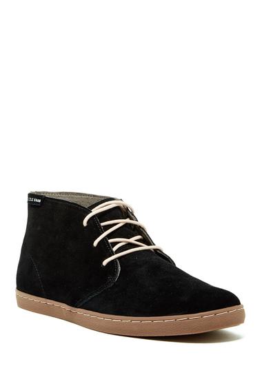 Incaltaminte Barbati Cole Haan Pinch Weekend Chukka Sneaker BLACK SUED