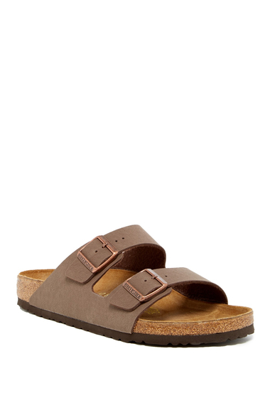 Incaltaminte Barbati Birkenstock Arizona Mocha Slip-On Sandal BROWN