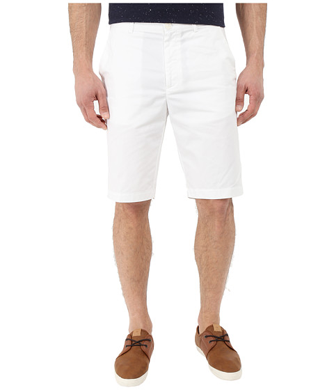 Imbracaminte Barbati Calvin Klein Classic Fit Twill Walking Short White