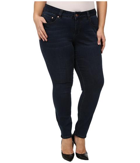 Imbracaminte Femei Jag Jeans Plus Size Westlake Skinny in Indigo Steel Republic Denim Indigo Steel