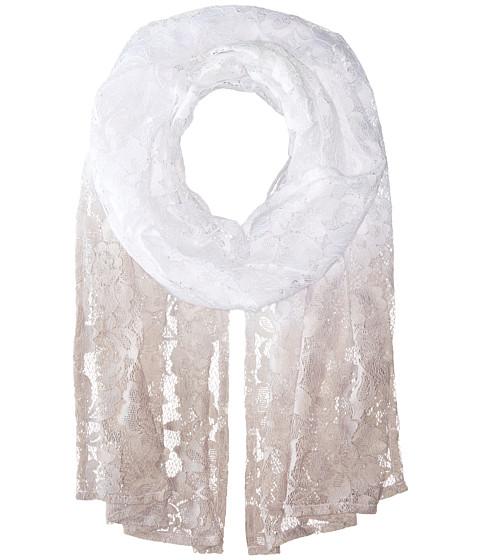 Accesorii Femei Betsey Johnson Ombre Lace Wrap Grey
