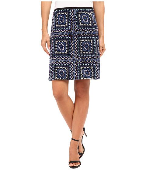 Imbracaminte Femei Nanette Lepore Patchwork Mini Skirt BlackMulti
