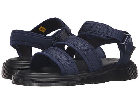 Incaltaminte Barbati Dr Martens Effra Tech 2-Strap Sandal Navy WebbingNeoprene