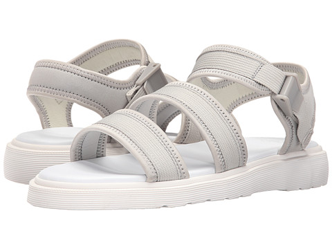 Incaltaminte Barbati Dr Martens Effra Tech 2-Strap Sandal Warm Grey WebbingNeoprene