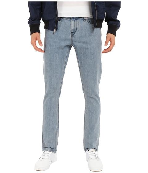 Imbracaminte Barbati Volcom 2X4 Skinny Fit Denim Cool Blue