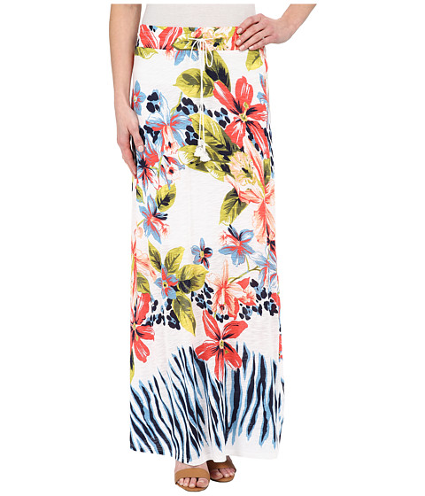 Imbracaminte Femei Tommy Bahama Bungaroo Blooms Long Skirt White
