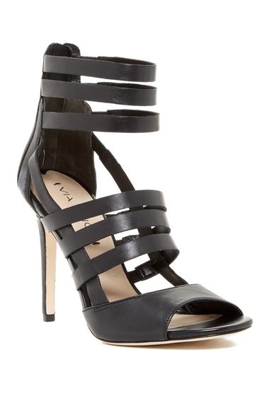 Incaltaminte Femei Via Spiga Tavi Sandal BLACK LE