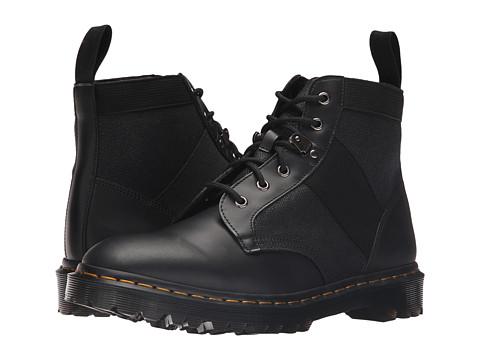 Incaltaminte Barbati Dr Martens Beam 6-Tie Boot Black Waxy CanvasFinoil