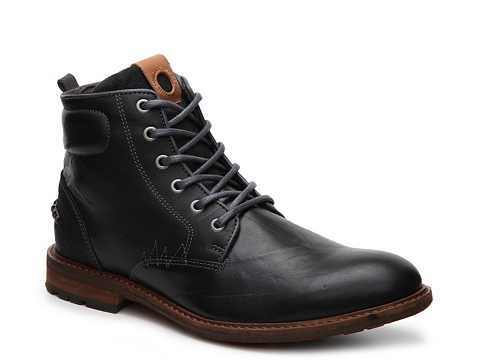Incaltaminte Barbati Bullboxer Prescott Boot Black
