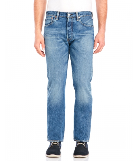Imbracaminte Barbati Levi's 501 Original Fit Jeans Burrough