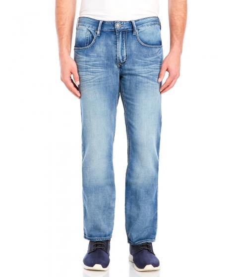 Imbracaminte Barbati Buffalo David Bitton Fred-X Easy Fit Stretch Jeans Indigo