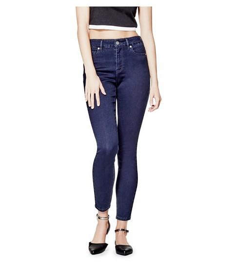 Imbracaminte Femei GUESS Tahiana High-Rise Skinny Jeans rinse