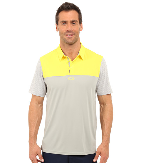Imbracaminte Barbati Oakley Alignment Polo Blazing Yellow