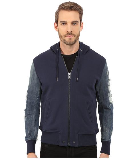 Imbracaminte Barbati Diesel S-Mirr Jacket MidnightBlue