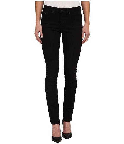 Imbracaminte Femei Jag Jeans Hayward Mid Rise Slim Alpha Denim in Black On Black Black On Black