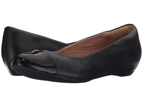 Incaltaminte Femei Clarks Alitay Susan Black Leather