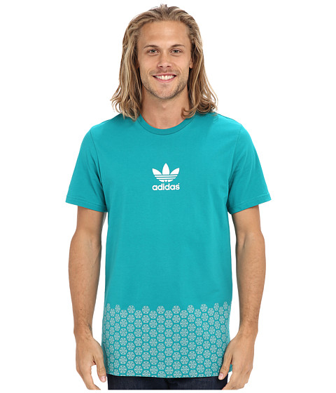Imbracaminte Barbati adidas Sole Pattern Tee EQT GreenWhite