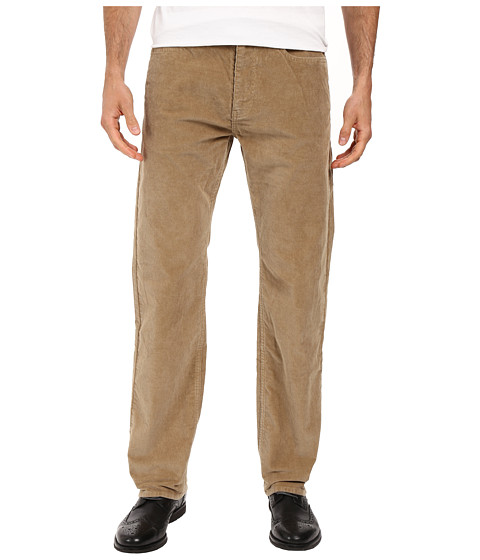Imbracaminte Barbati Dockers Corduroy Five-Pocket Straight New British Khaki