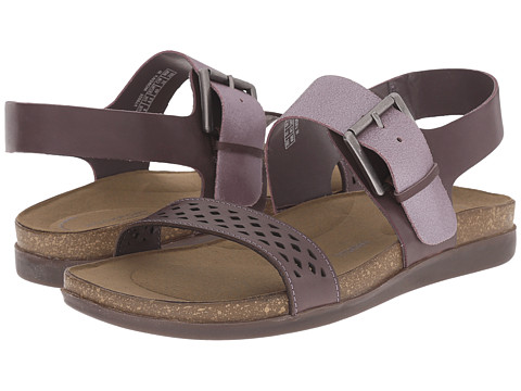Incaltaminte Femei Rockport Total Motion Romilly Buckled Sandal Sparrow SmoothSilver Pearl