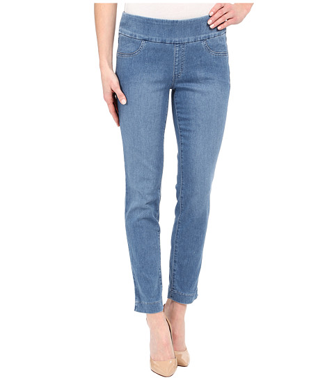 Imbracaminte Femei Miraclebody Jeans Andie 28quot Ankle Pull-On Jeans in Tabago Blue Tabago Blue