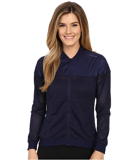 Imbracaminte Femei Brooks Run-Thru Jacket Navy