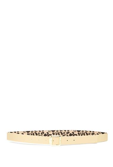 Accesorii Femei Betsey Johnson Betsey Logo Buckle Belt GOLD
