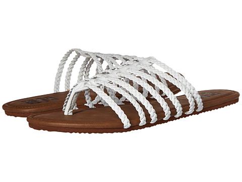 Incaltaminte Femei Billabong Beach Braidz Sandal White