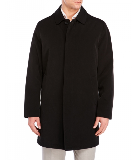 Imbracaminte Barbati Kenneth Cole New York Black Rally Raincoat Black