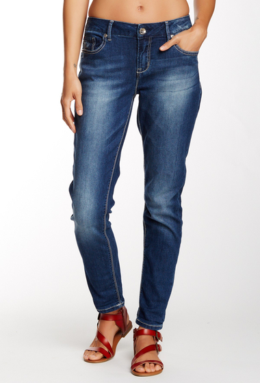 Imbracaminte Femei Seven7 Jeans Girlfriend Jean Sprinter