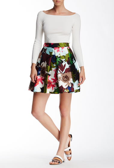 Imbracaminte Femei Trina Turk Sheri Print Skirt MULTI