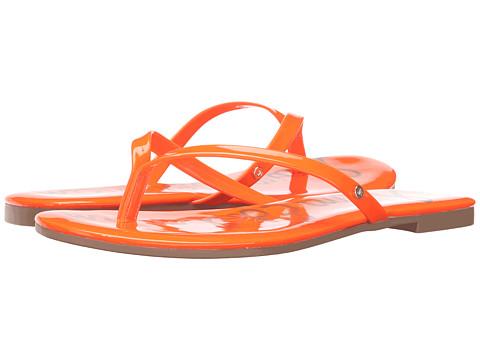 Incaltaminte Femei Sam Edelman Oliver Neon Orange Patent