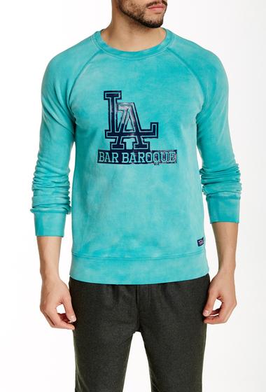 Imbracaminte Barbati Scotch Soda Graphic Sweatshirt MINT