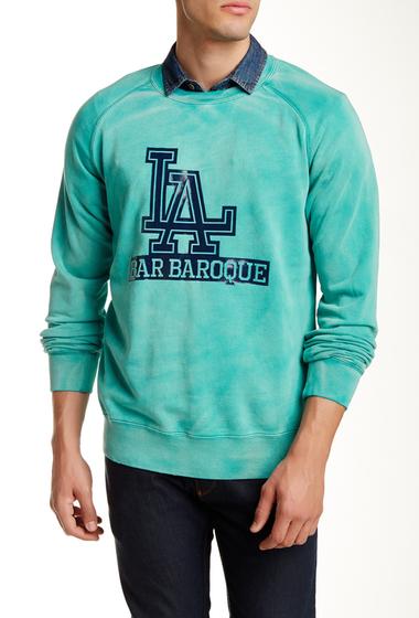 Imbracaminte Barbati Scotch Soda Graphic Sweatshirt SKY BLUE