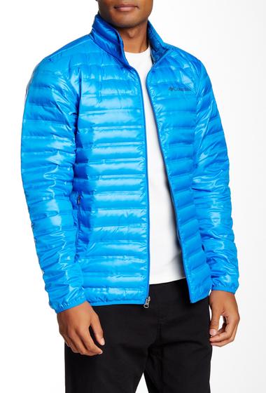 Imbracaminte Barbati Columbia Flash Forward Down Jacket HYPER BLUE