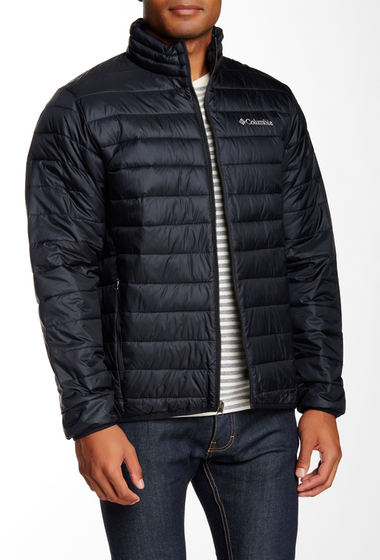 Imbracaminte Barbati Columbia Elm Ridge Quilted Jacket BLACK01